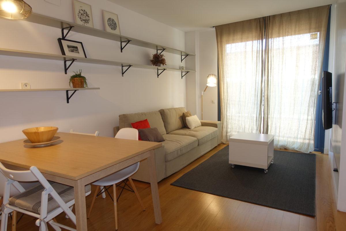 Apartamento moderna, totalmente equipado, con piscina, Sarrià , Barcelona