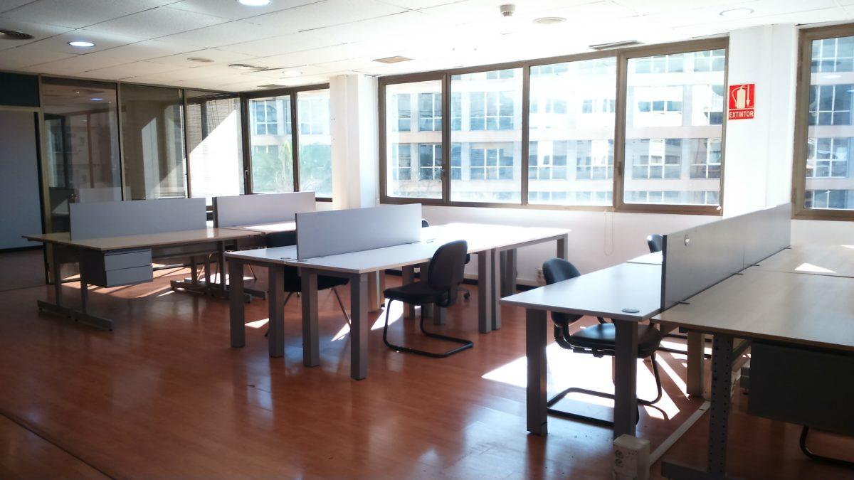 Oficina en Av Diagonal – Rambla Catalunya