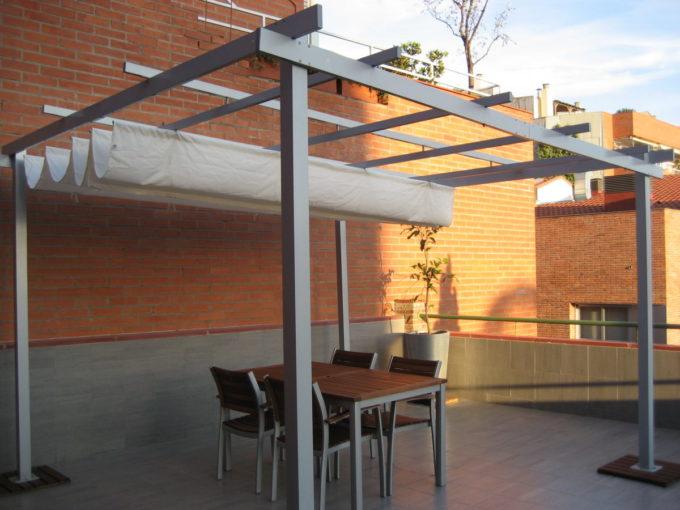 Apartamento amueblado con Azotea de 200m²