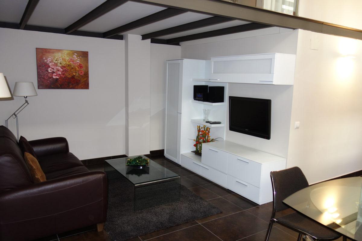 Apartamento dúplex totalmente equipada en el Putex i Farró, Barcelona