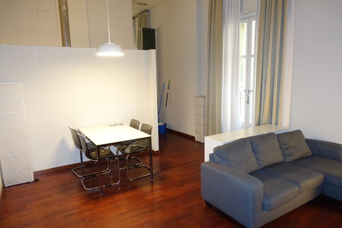 Alquiler Apartamento amueblado en Zona Born – La Ribera