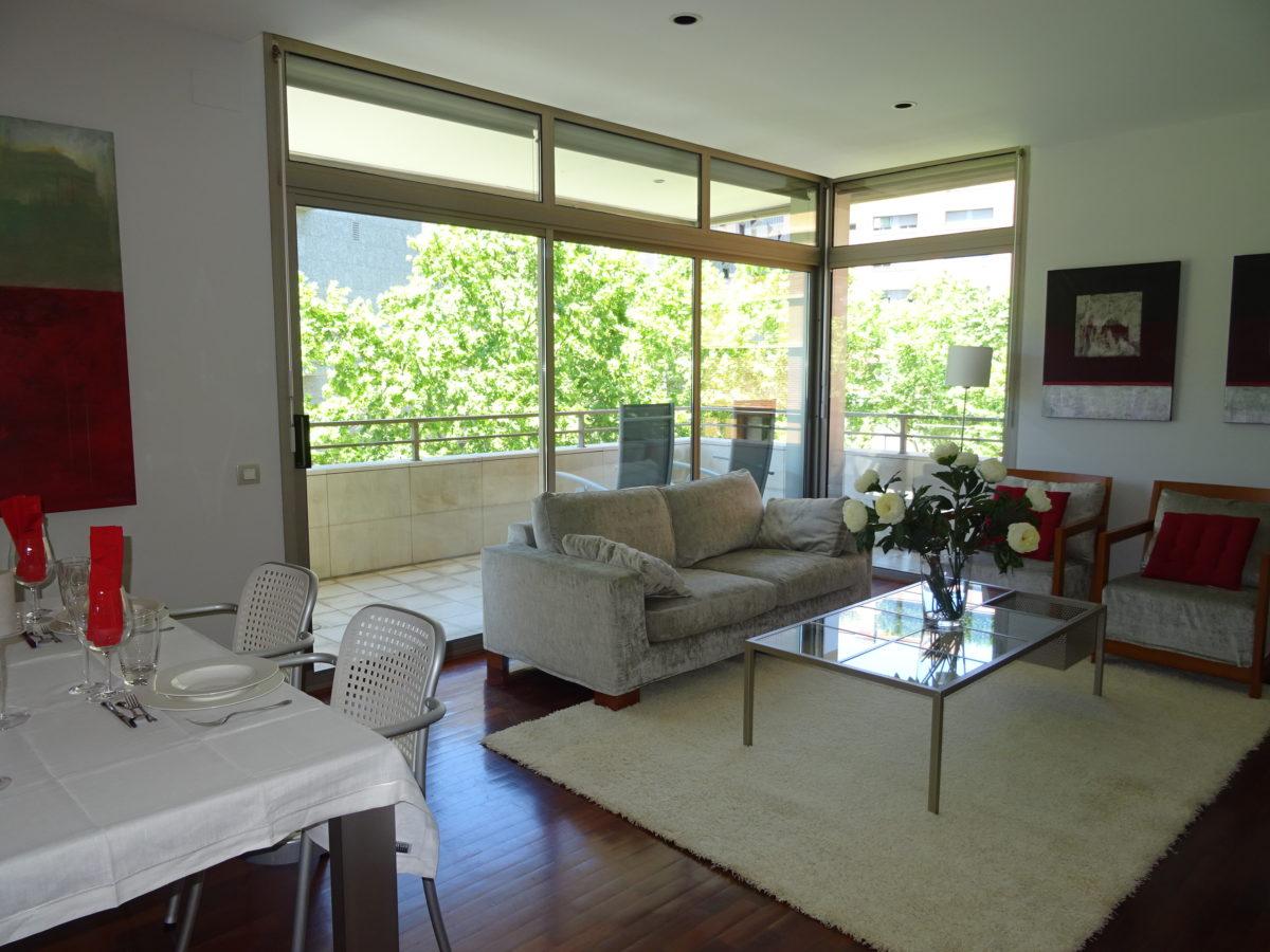 Alquiler Amueblado – Doctor Fleming – Barcelona