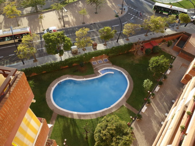 Alquiler-Pisuerga-Zona Les Corts- Barcelona