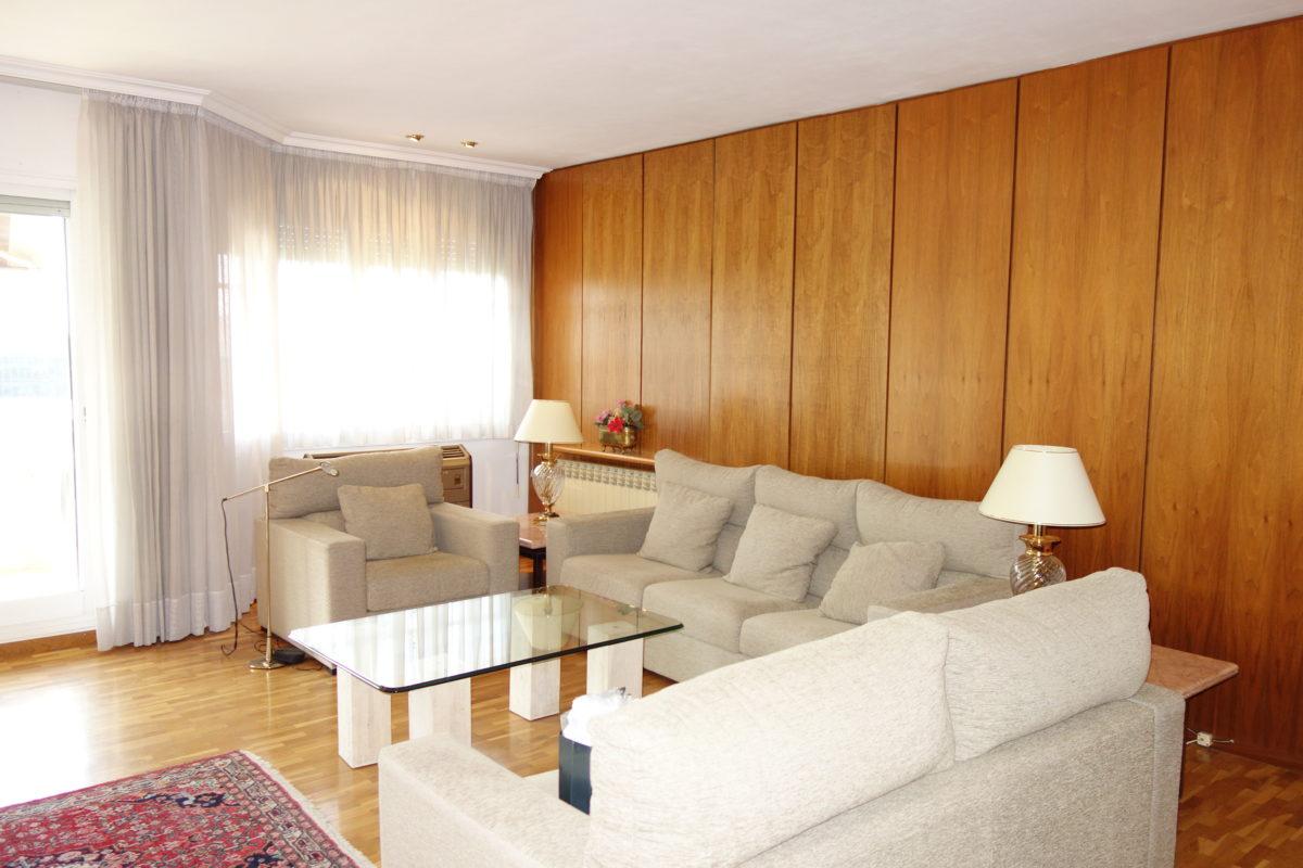 Alquiler-Caravel.la la Niña- Zona Sarrià-Barcelona