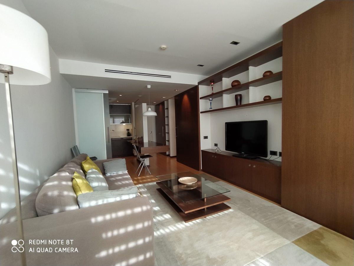 Apartamento amueblado en Pedralbes – Barcelona