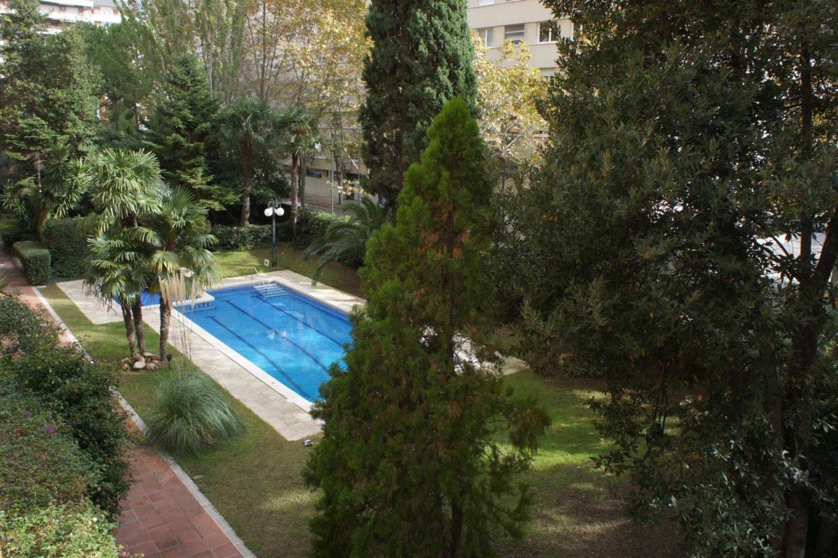 Alquiler- zona Pedralbes-Barcelona